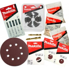 ACCESSORY PACK - SAWING AND SANDING - CHECK BOXES BELOW TO ADD ITEMS